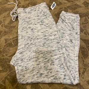 Old navy soft tapered lounge pants